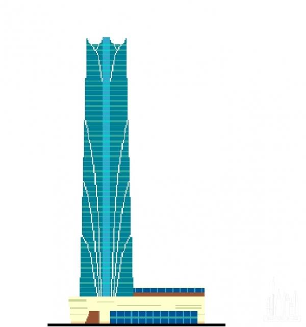 Zhuhai Hengqin Xinqu Ahongda Finance Tower 1