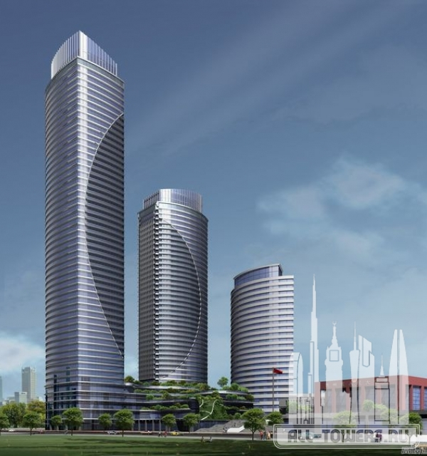 Guizhou Park Office Tower