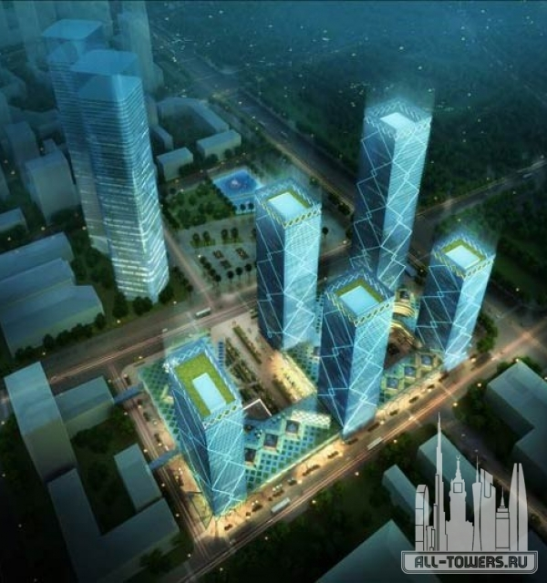 Baoneng World Financial Headquarters 1