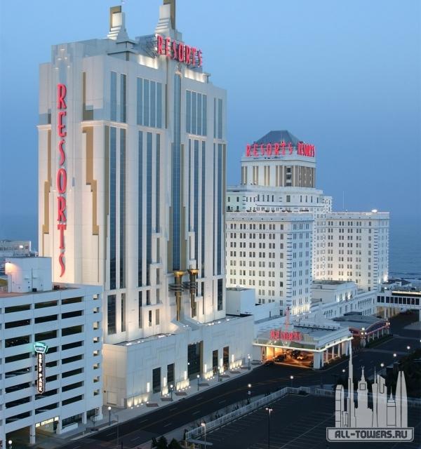 resorts atlantic city - rendezvous tower