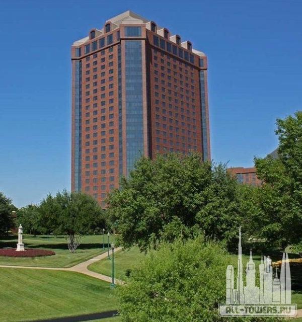 Hilton Anatole Tower 1