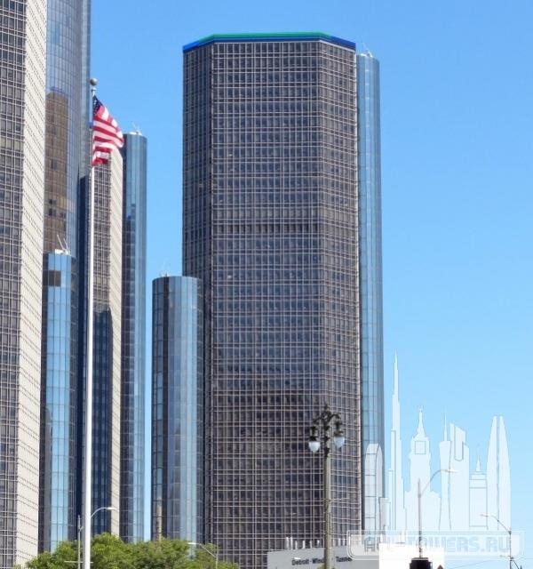 Renaissance Center Tower 400