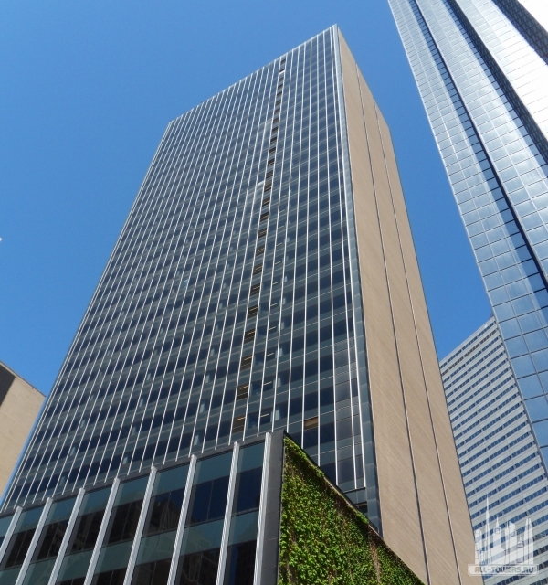 1600 pacific tower
