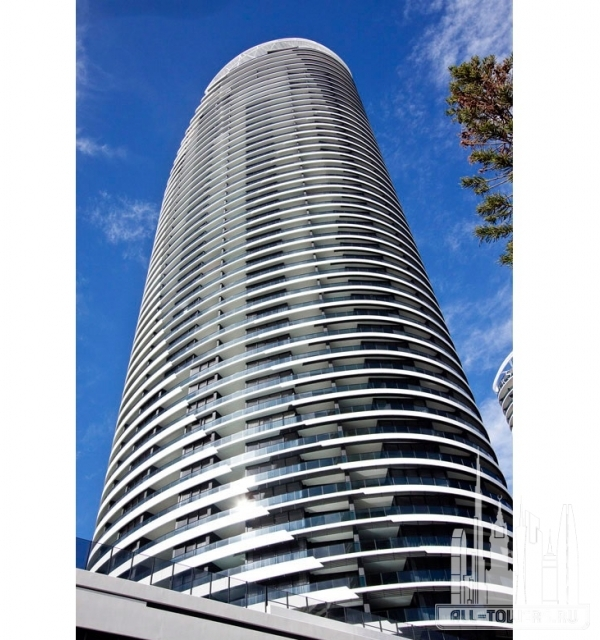 The Oracle - Hinterland Tower