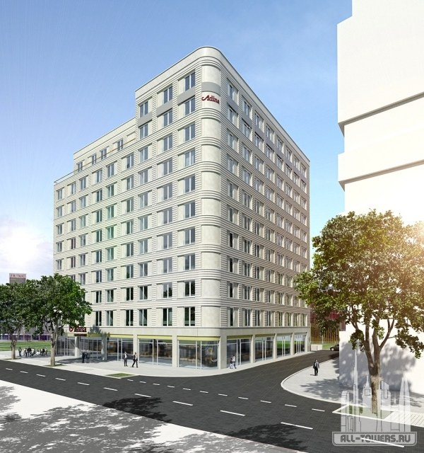 adina apartment hotel frankfurt messe