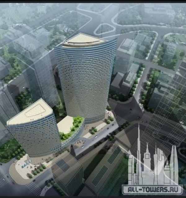 Dalian Global Finance Center