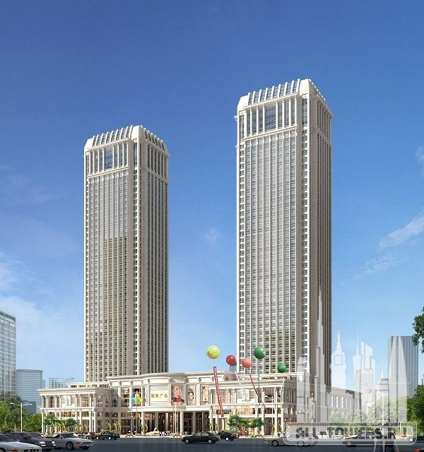Zhongshan International Finance Centre Tower A