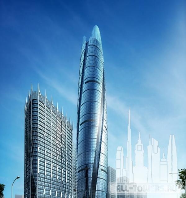 Huaqiang Golden Corridor City Plaza