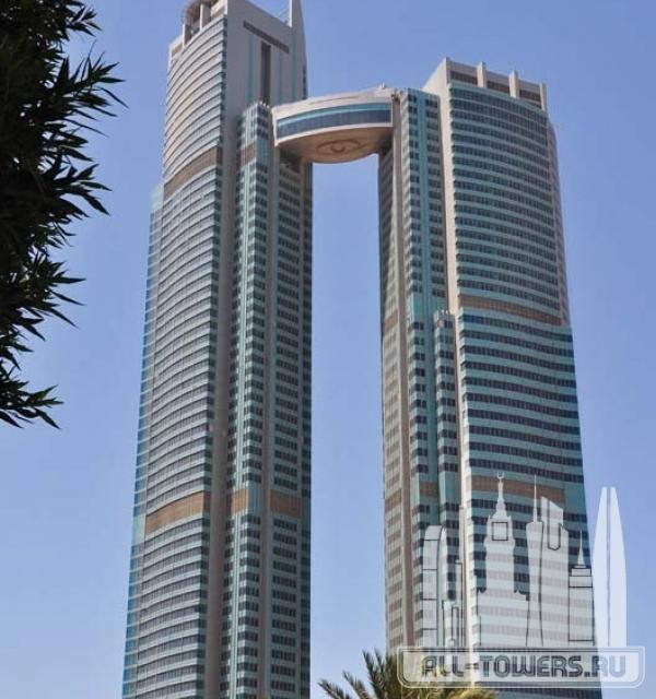 nation towers - tower 1 (национальные башни - башня 1)