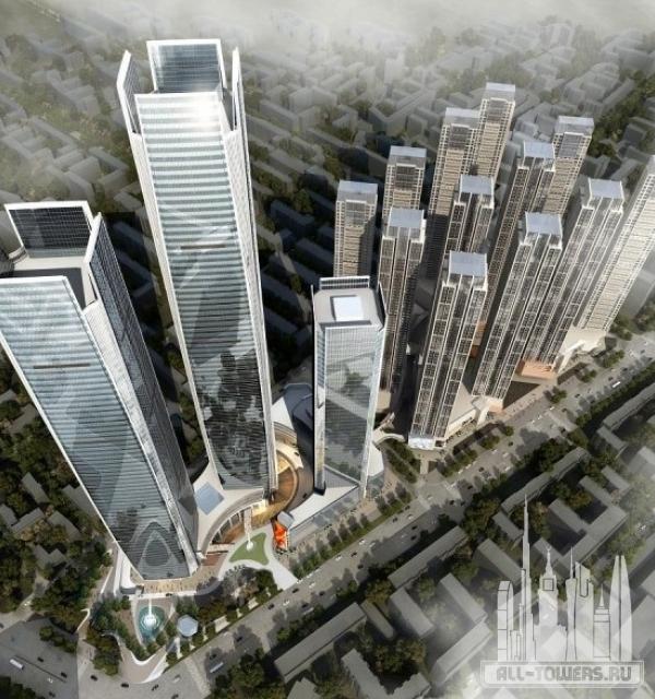 Shengjing Finance Plaza R1-R2, R4-R12