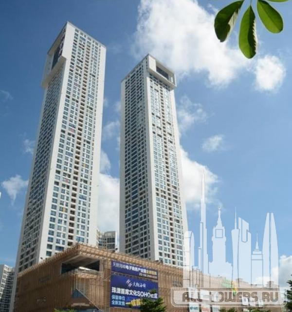 Tianlang Haifeng International Center A
