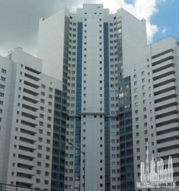 жк «скай форт» здание 2