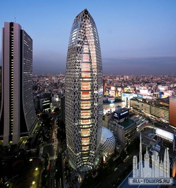 Tokyo Mode Gakuen Coccoon Tower