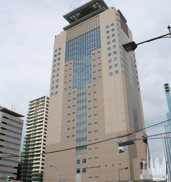 NTT West Japan Kobe Central Building