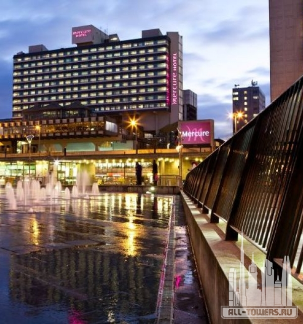 mercure manchester piccadilly hotel