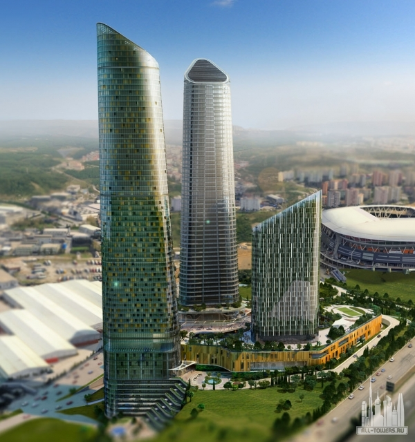 skyland tower (residential) (башня скайленд (жилая))
