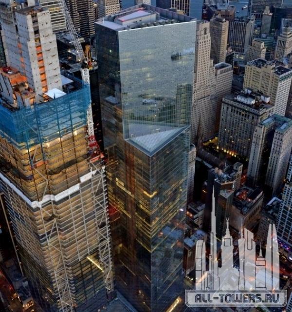 Four World Trade Center (Четвертый Всемирный торговый центр)