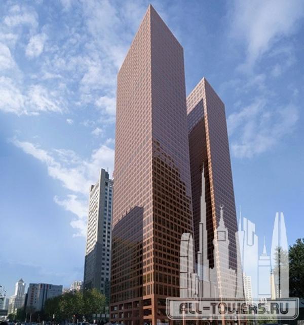 Dalian Dingsen Center North Tower