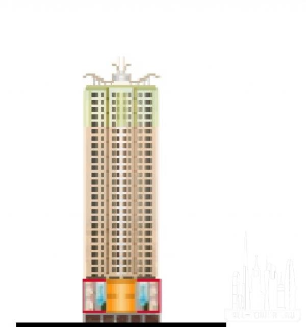 1 Wan Jia Xing Tower