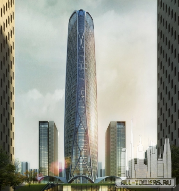 Jinan Center Financial City A5-3