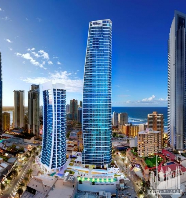 Hilton Surfers Hotel & Residences - Orchid Tower
