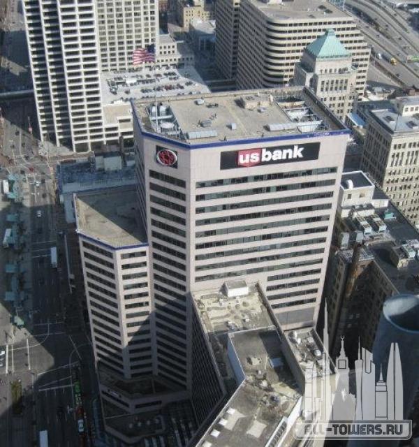 US Bank Tower - Westin Hotel