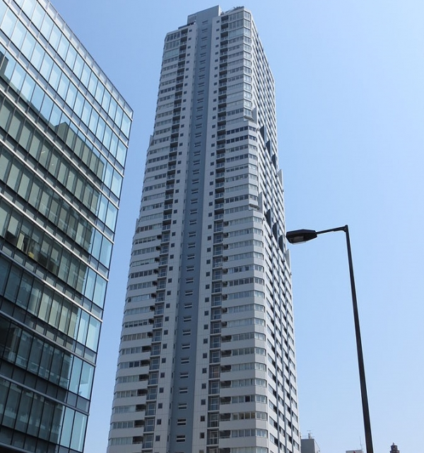 D'Grafort Osaka N.Y Tower Higobashi