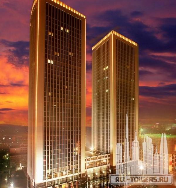 Shanxi International Center Towers