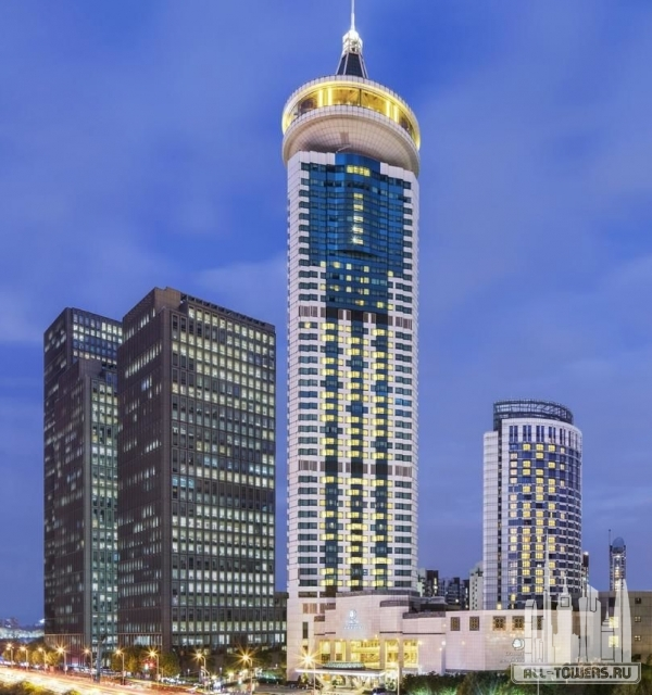 Double Tree by Hilton, Shanghai - Pudong