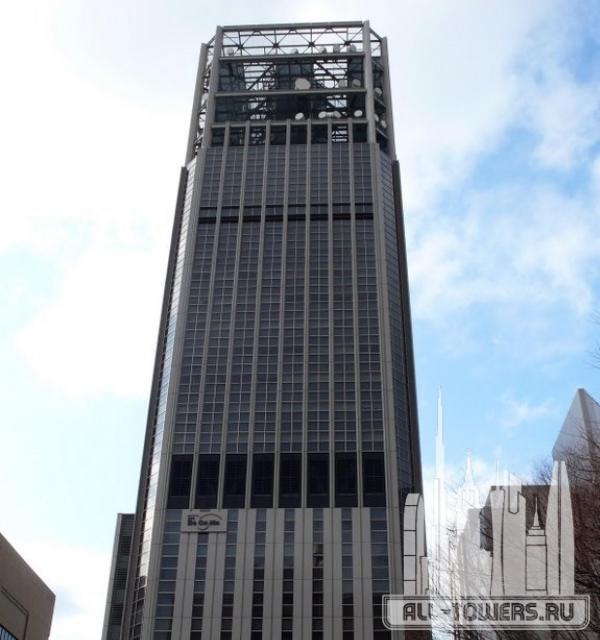 NTT DoCoMo Chugoku Building