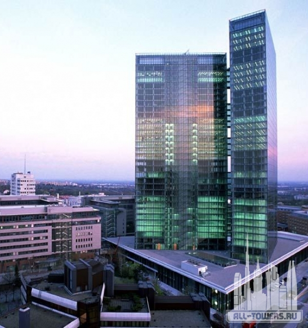 Vienna Twin tower