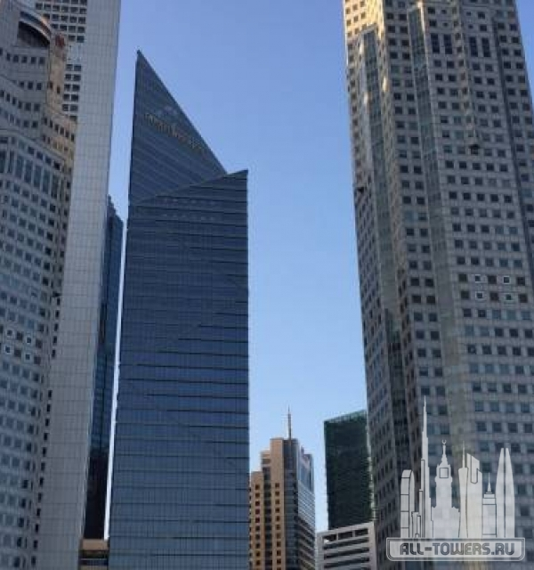 one raffles place tower 2