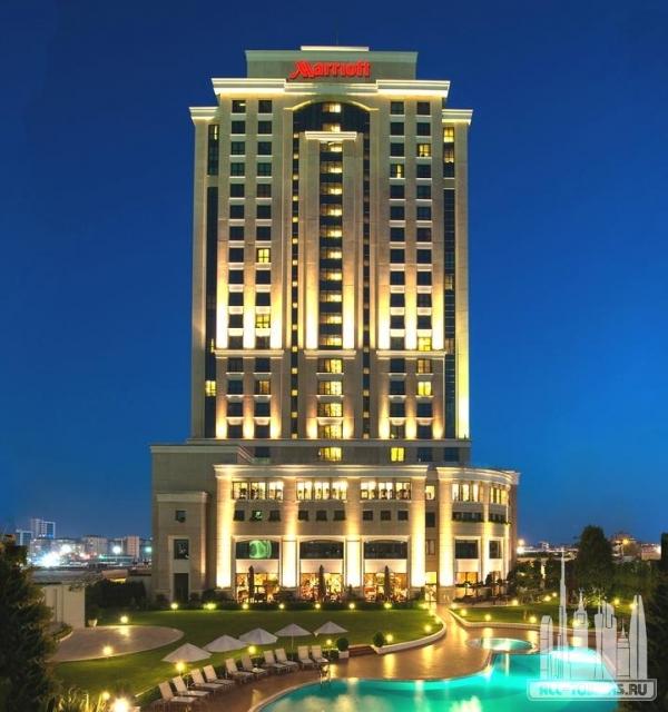 Istanbul Marriott Asia