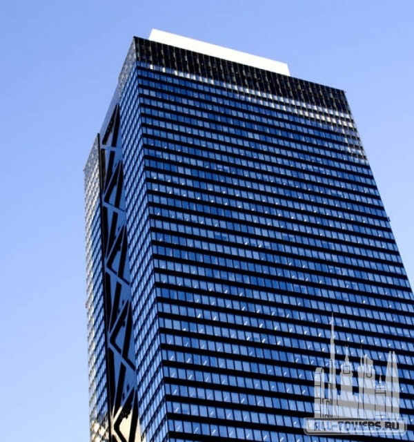 Здание Синдзюку Мицуи / Shinjuku Mitsui Building