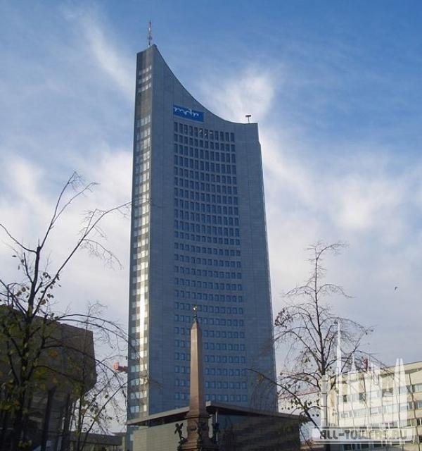 city hochhaus