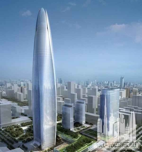 ningbo center tower 1