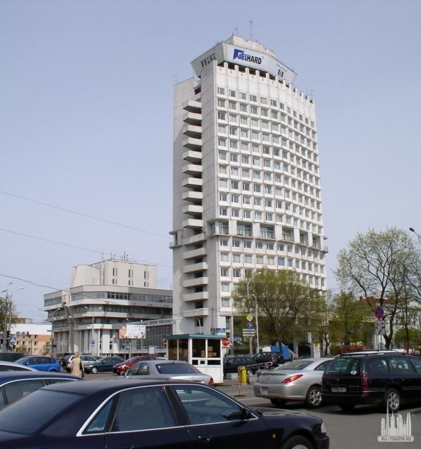 Здание Белбыттехпроект / Belbyttechproject Building