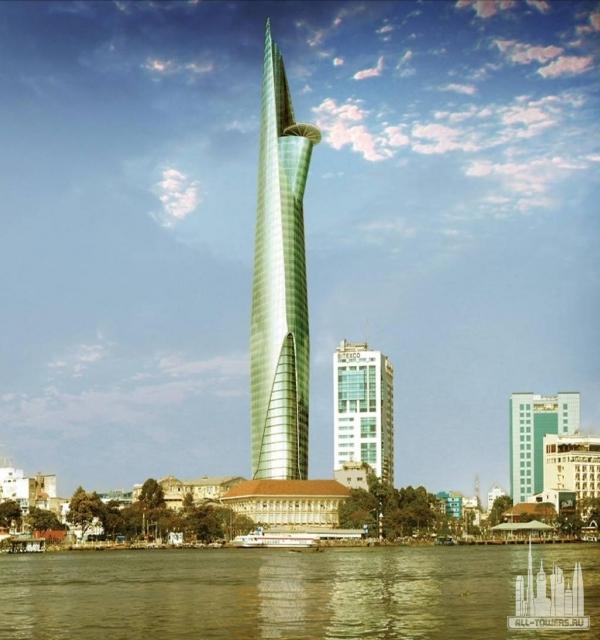 bitexco financial tower (финансовая башня bitexco)