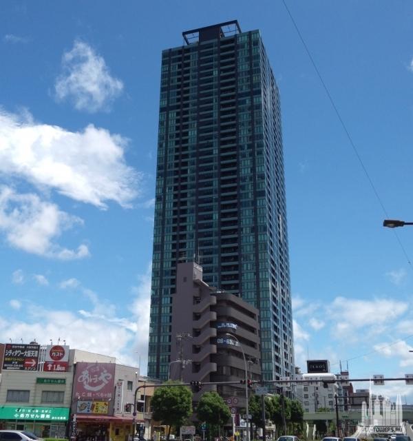 City Tower Osaka Temma The River & Parks