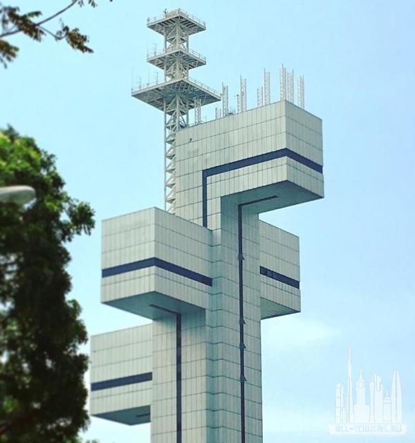 ayer rajah telecommunications tower