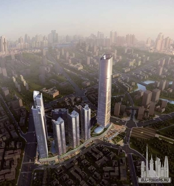 Prudential Center Guiyang (Towers 2, 3)