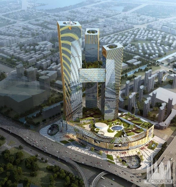 Golden Eagle Tiandi Tower C