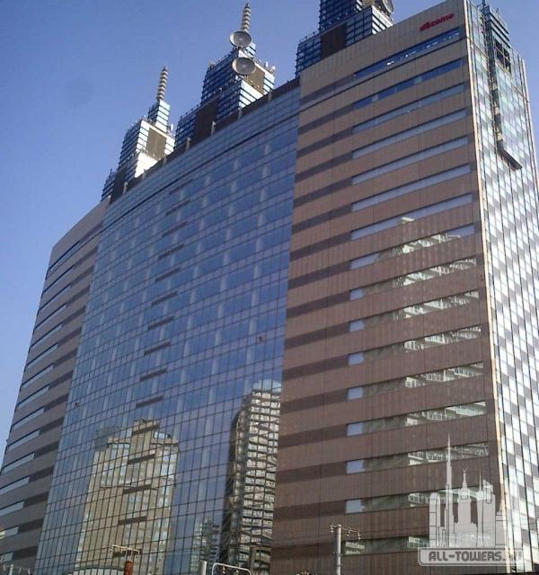 NTT DoCoMo Kawasaki Building