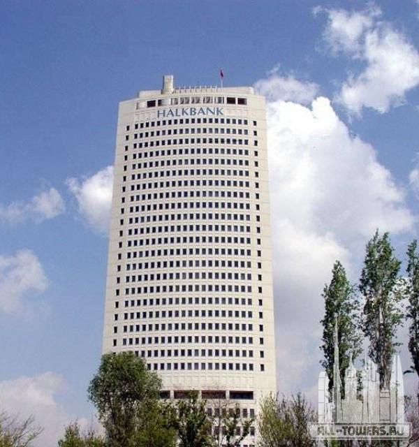 Halkbank Headquarters