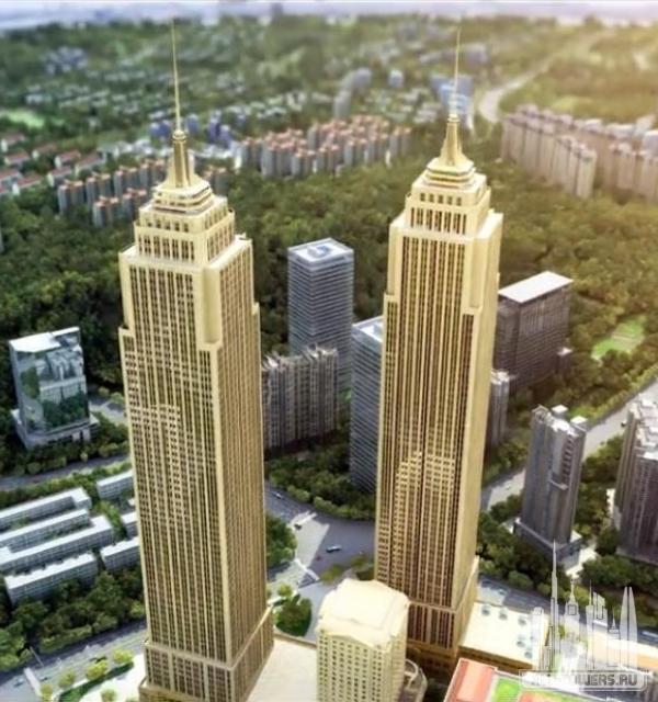 Huaguoyuan Tower (Towers 3, 4)
