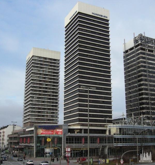 mundsburg - office tower