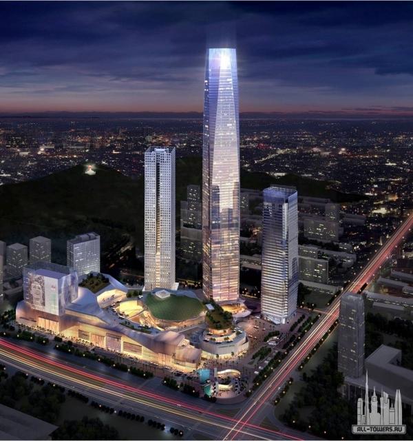 dongguan international trade center 1