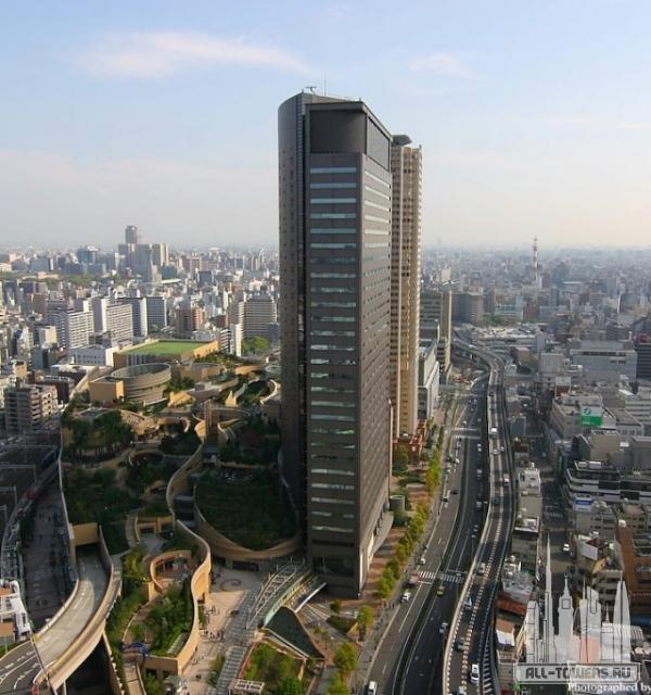 Namba Parks Tower