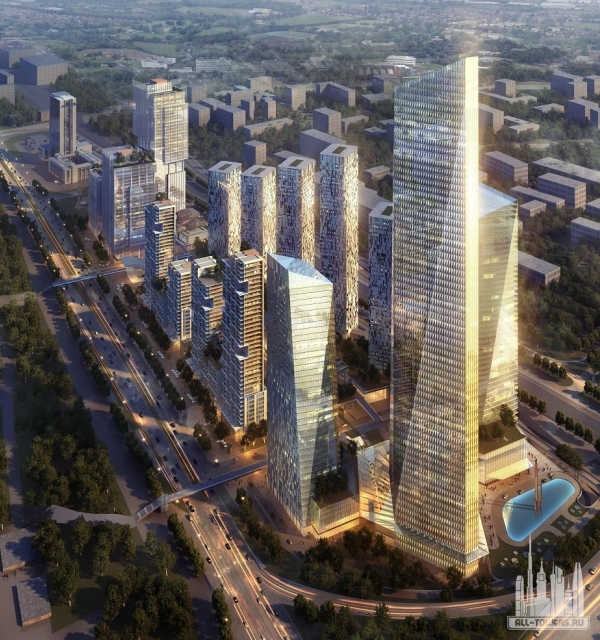 Merkez Ankara Office Tower