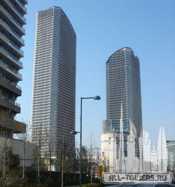 Park City Musashi-Kosugi Station Forest Tower